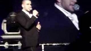 Shayne Ward - I Cry (Birmingham 17/02)