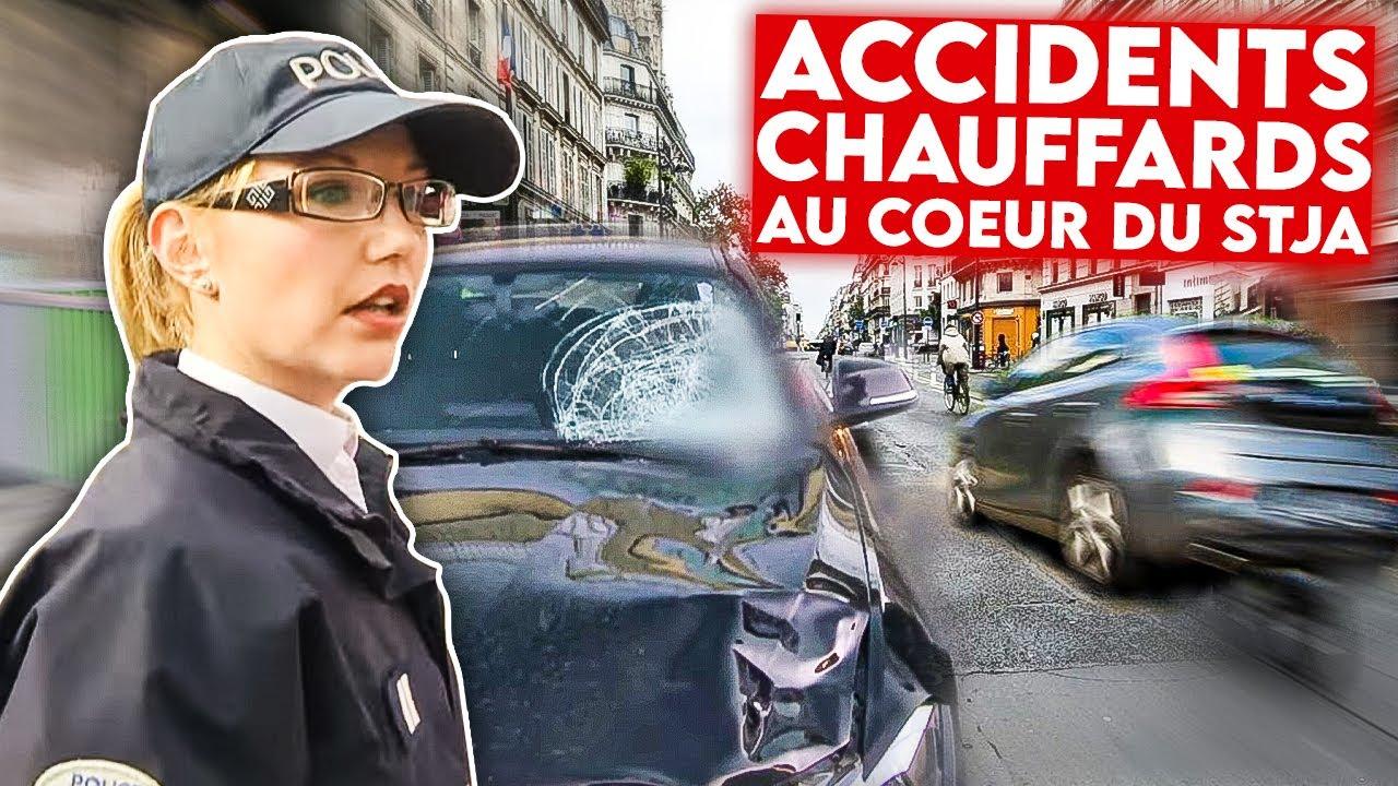 Accidents et traque des chauffards : au coeur du STJA