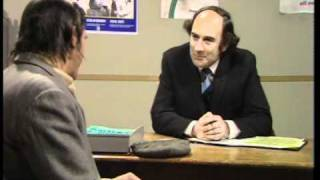 Reggie Perrin Job Interview