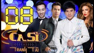 OFFICIAL | CA SĨ TRANH TÀI VTV3 Full - Tập 8 | Trương Thế Vinh, Thanh Hà, Đan Trường | 27/04/2018