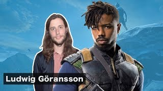 "The Making of ""Killmonger"" with Ludwig Göransson"