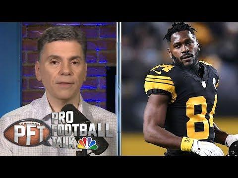 Offseason examination: Can Pittsburgh overcome losing Brown?   Pro Football Talk   NBC Sports