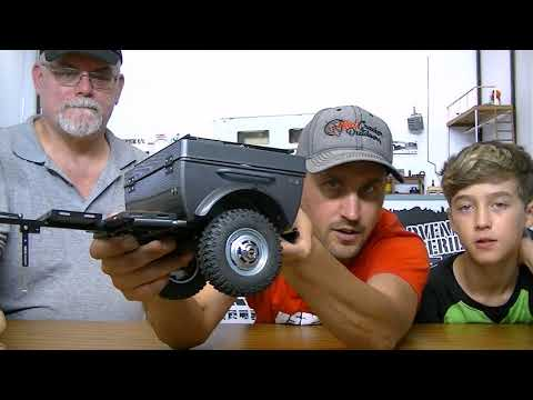 ScaleTalk 19 - CAMPING With RC Trucks
