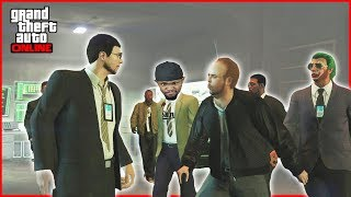 It's FINALLY Time For The Heist! We Only Have ONE Team Life! (GTA 5 Casino Heist)
