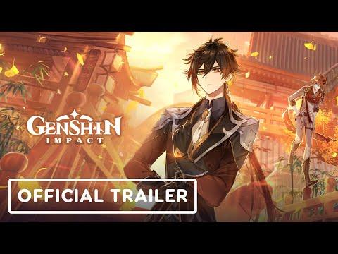 Trailer de la mise à jour 1.1  de Genshin Impact