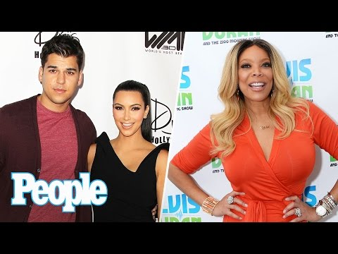 Kim Kardashian West Gets Real With Rob Kardashian, Wendy Williams Tells All | People NOW | People