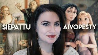 Erilaiset alkuperät Disney tarinoilla | Tähkäpää, Elsa, Tiana
