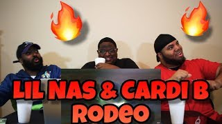 Lil Nas X, Cardi B   Rodeo (Official Audio) REACTION 🔥