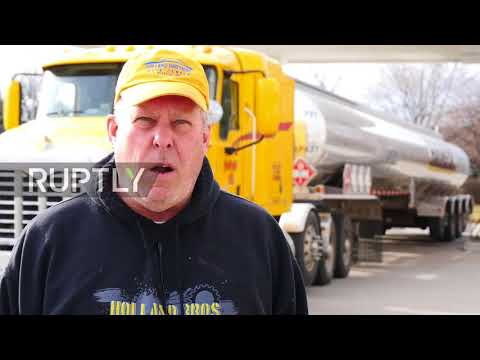 USA: 'No health problems with leaking' - South Dakotans on Trump's side despite oil spill