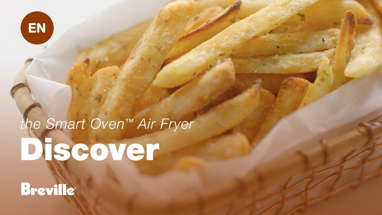 The Smart Oven Air Fryer - Product Demonstration