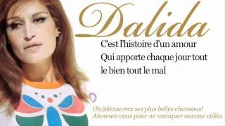 تحميل اغاني Dalida - Histoire d'un amour - Paroles (Lyrics) MP3