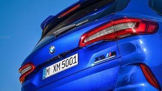 BMW X5M (F95) 2019 - dabar
