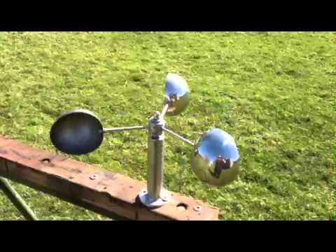 KUGELGELAGERTES Löffel Windrad/Windspiel Edelstahl sehr stabil .