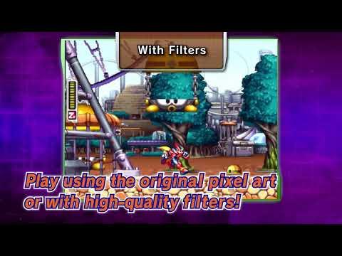 Видео № 0 из игры Mega Man Zero / Zx Legacy Collection (US) [PS4]
