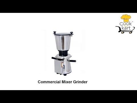 5L Commercial Mixer Grinder
