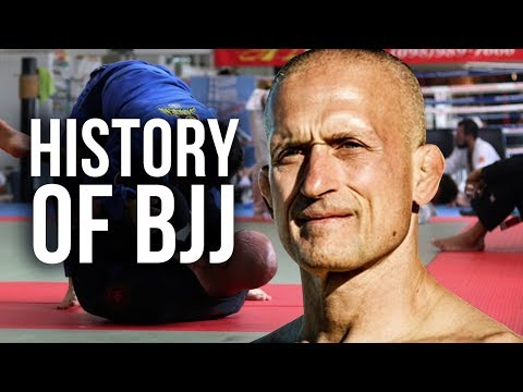 THE HISTORY OF BRAZILIAN JIU-JITSU - Steve Maxwell | London Real