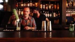 preview picture of video 'Smokescreen: Drinks, Dinner, and Dessert at Santa Ana's North Left'