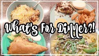 What's For Dinner? | EASY FAMILY DINNERS | FUN SUMMER TREAT | THE WELDERS WIFE
