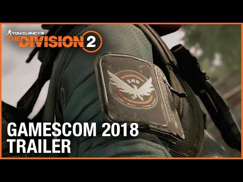 Tom Clancy's The Division 2: Gamescom 2018 Official Gameplay Trailer | Ubisoft [NA] thumbnail