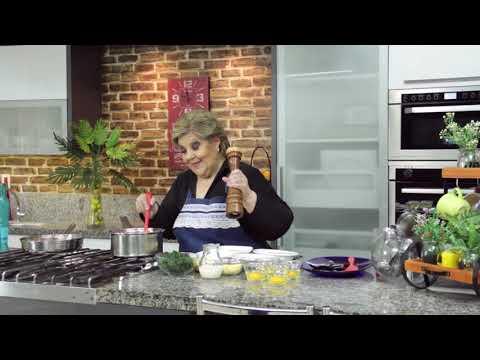 Huevos a la Florentina -  La cocina de Sarita