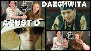 Agust D - '대취타' (Daechwita) MV & Lyric Video