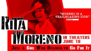 Rita Moreno: Just a Girl Who Decided to Go for It (2021) Video