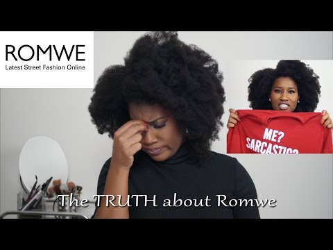 55b6c556764 The Truth about ROMWE
