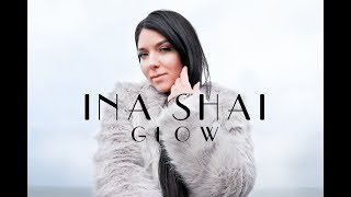 INA SHAI - GLOW I Lyric Video (EMA 2018) Eurovision song contest 2018