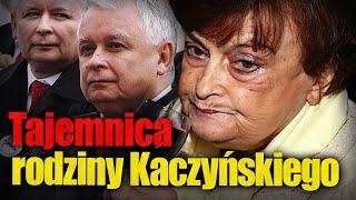 Tajemnica rodziny Jarosława Kaczyńskiego