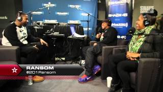 "Ransom Kicks a Freestyle & Speaks on New Album ""The Proposal""  on Sway In The Morning"