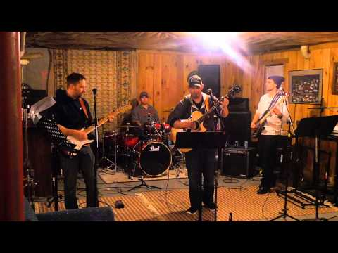 Daybreakers Band Midnight Rider cover