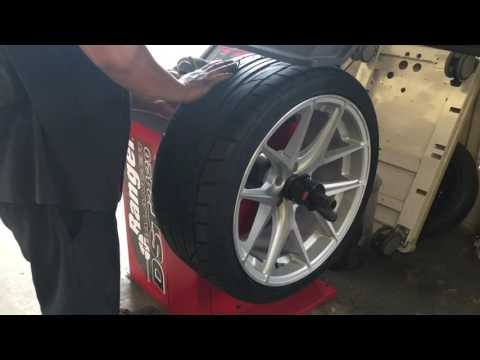 Audi A7 getting some new wheels!