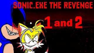 Sonic exe: Nightmare Beginning all the GOOD ENDING!!! - Most