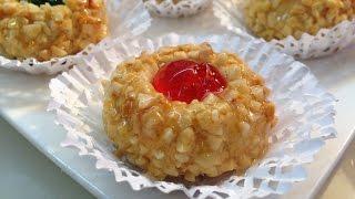 حلوى المشوك الجزائري المعسل راقي ولذيذ وبطريقة جد سهلة/mchewek facile