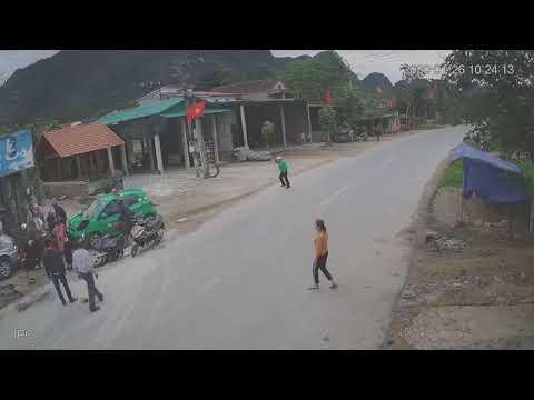 Vụ tai nạn thương tâm sáng nay (26/01/2020) tại xã Phúc Trạch - Bố Trạch - Quảng Bình
