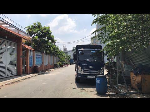 Bán đất Hóc Môn 5x21 ✅thổ cư Phan Văn Hớn giáp quận 12 giá 2.75 tỷ