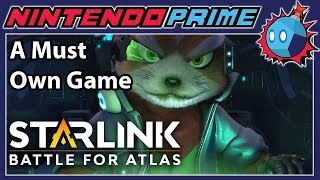 Starlink: Battle for Atlas is a Must Own Game - Hands on Impressions - dooclip.me