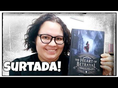 THE HEART OF BETRAYAL | CRÔNICAS DE AMOR E ÓDIO VOL II | RESENHA SEM SPOILER| Sonhos e Livros