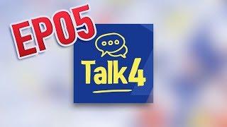 Talk4 - EP05 Fastfood & das ULTRAQUIZ Jura-Edition
