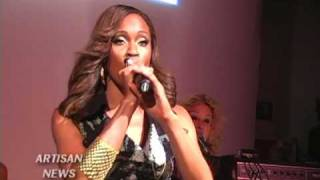 "SHONTELLE ""T-SHIRT"" EXCLUSIVE RELEASE PARTY PERFORMANCE"