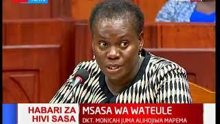 CS nominee Farida Karoney explains how she will solve the historical land injustices in Kenya