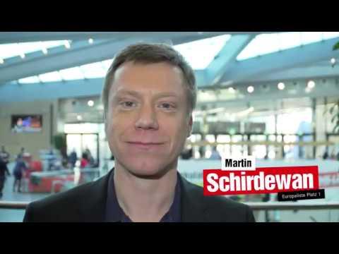 Martin Schirdewan - Spitzenkandidat zur Europawahl 2019 stellt sich vor