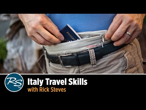 Italy: Travel Skills – Rick Steves Travel Talks