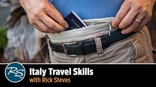 Italy: Travel Skills – Rick Steves Travel Talks