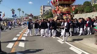 住吉神社(西江井) 秋祭り