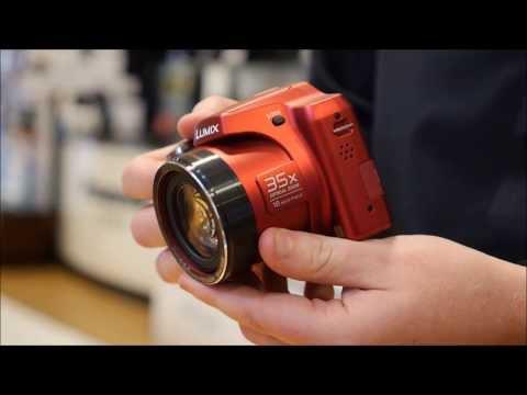 Panasonic DMC-LZ30 Bridge Camera Overview