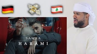 ARAB REACTION TO GERMAN RAP BY SAMRA   HARAMI  **WHAT?!**