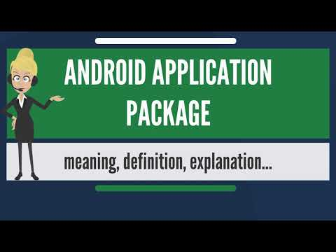 Android application package - portablecontacts net