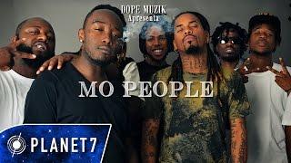 Força Suprema   Mó People (Feat: Van Sophie)
