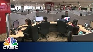 Business Outsourcing in Philippines | CNBC International